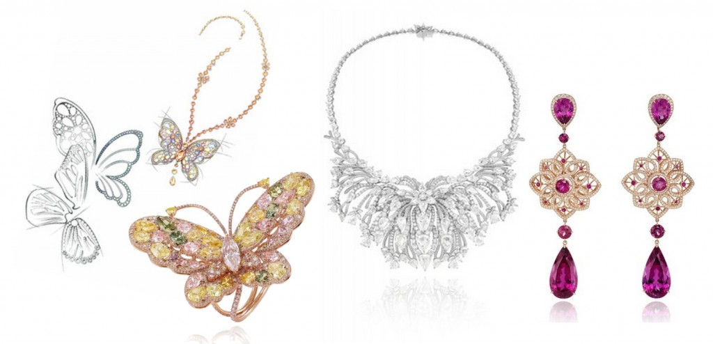 10 most luxurious jewelry brands in the world for Top fashion jewelry designers