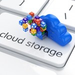 Cloud Storage Concept