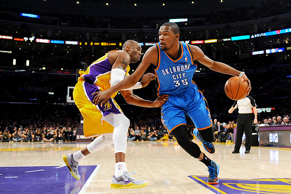 buy popular 27365 a7067 Kevin Durant turned down  70 million from Adidas to rep Nike, which offered   8.5 million per year for seven years–I guess Durant is a big fan of  swooshes.