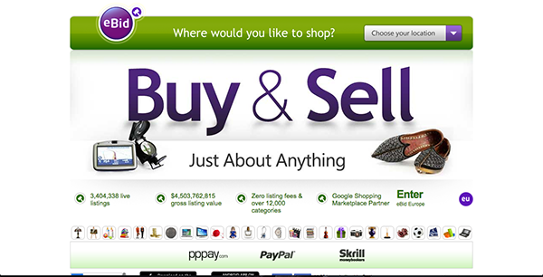 Tired Of eBay? Here's 10 Great Alternatives Like Etsy and