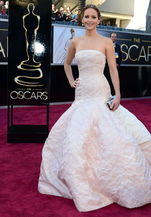 10 Most Expensive Dresses Worn By Celebrities At The Academy Awards ...