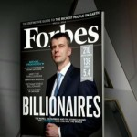 The Forbes List of Billionaires is Lacking Women