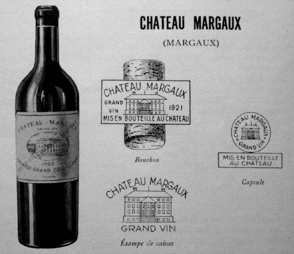 Top 10 most expensive red wines in the world cabernet for Chateau margaux
