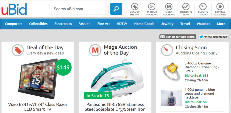Not Satisfied With iOffer? Here Are 6 Online Auctions