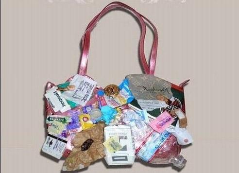 pics photos louis vuitton s trash bag purse photo
