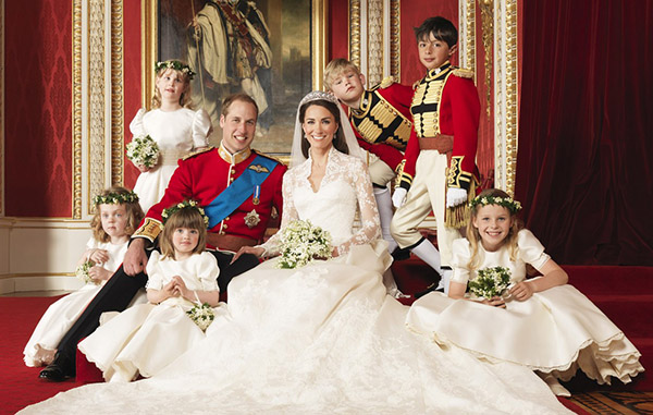 The First Of Two Royal Weddings In List Prince William Made Kate Middleton His Wife 2017 What Was Dubbed As Wedding Century